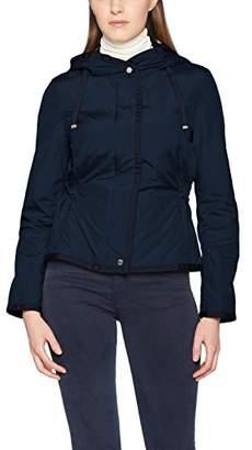 Geox Women's WOMAN JACKET Long Sleeve Jacket,10 (Manufacturer Size: 38)