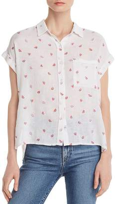 Rails Whitney Watermelon Print Shirt - 100% Exclusive