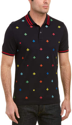 Gucci Bee & Star Polo Shirt