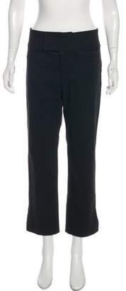 Isabel Marant High-Rise Crop Pants