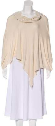 Thierry Mugler Lightweight Hooded Poncho