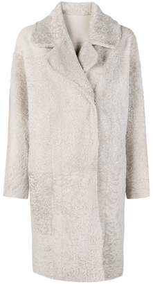 Drome oversized long sleeved coat