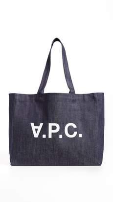 A.P.C. Daniel Tote Bag
