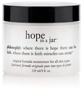 philosophy Hope in a Jar Original Formula Moisturizer for All Skin Types