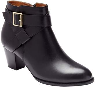 Vionic Leather Ankle Boots - Trinity