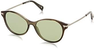 G Star G-Star Women's GS628S Combo Oxlex Cat Eye Sunglasses