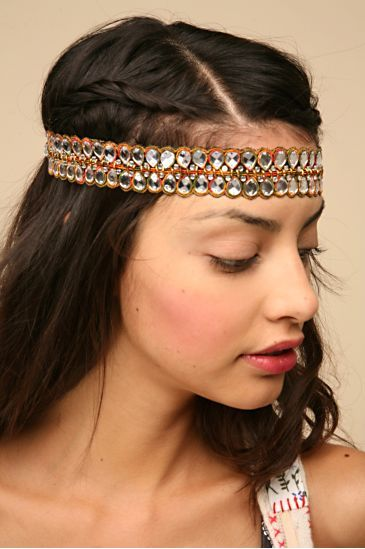 Winter Jewels Headband