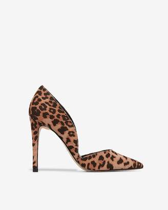 Express Pointed Toe Two-Piece Pumps