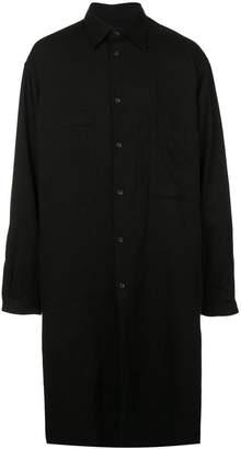 Yohji Yamamoto long shirt