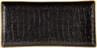 L'OBJET Crocodile Rectangular Tray