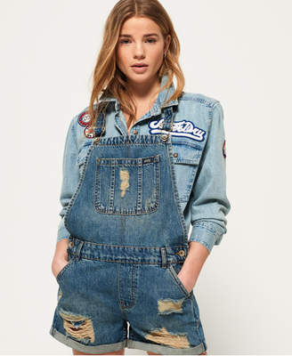 Superdry Acid Dungaree Boyshorts