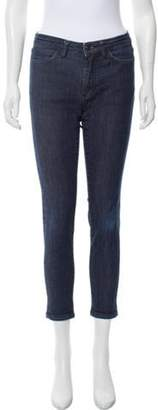 Hope Mid-Rise Skinny Jean blue Mid-Rise Skinny Jean