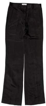 CNC Costume National Mid-Rise Wide-Leg Pants w/ Tags