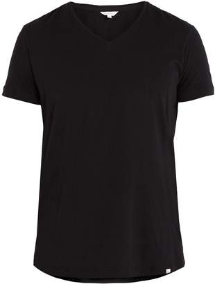 Orlebar Brown Tailored-fit V-neck cotton T-shirt
