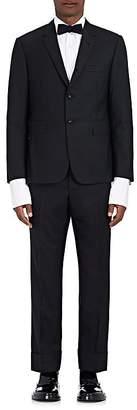 Thom Browne Men's High-Armhole Wool Tuxedo & Bow Tie