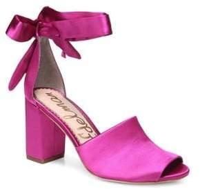 Sam Edelman Wrap Around Ankle-Strap Sandals