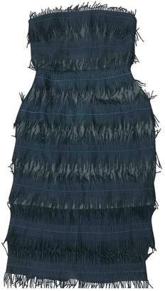 Aijek Black Dress for Women