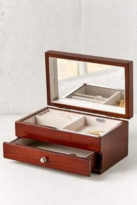 Mele Brynn Florentine Motif Wooden Jewelry Box