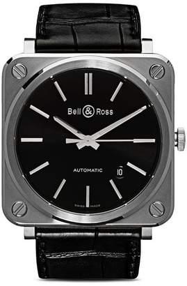 Bell & Ross BRS-92 Black Steel 39mm