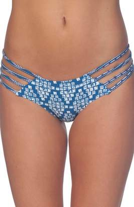 Rip Curl South Winds Luxe Hipster Bikini Bottoms