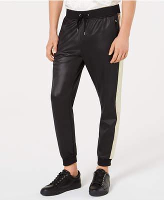 INC International Concepts I.n.c. Men's Metallic Sparkle Jogger Pants
