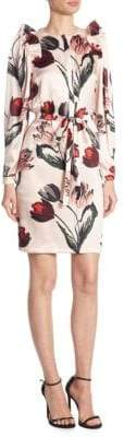 Mother of Pearl Isabella Tulip Dress