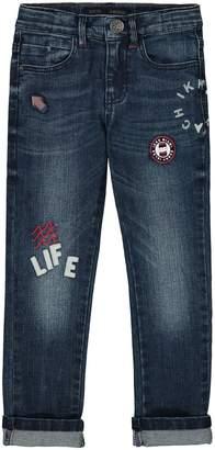 Ikks JUNIOR Regular Fit Straight Jeans