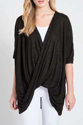 Lysse Twist Pullover Top