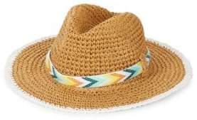 Echo Panama Crochet Hat