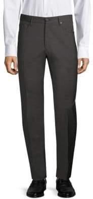 Incotex Modern-Fit Poplin Pants