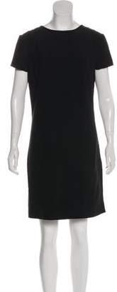 Helmut Lang Short Sleeve Shift Dress