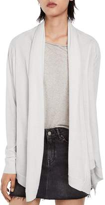 AllSaints Ires Waterfall Cardigan