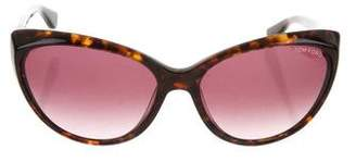Tom Ford Martina Cat-Eye Sunglasses w/ Tags