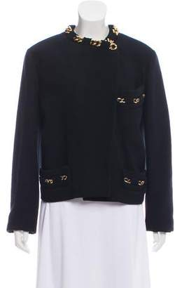 Chloé Fall 2009 Cropped Jacket