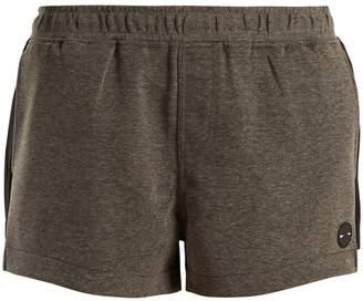The Upside Elasticated-waist performance shorts