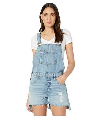 Hudson Jeans Sloane Denim Shortall in Renewal (Renewal