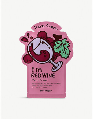 Tony Moly I'm Red Wine Sheet Mask