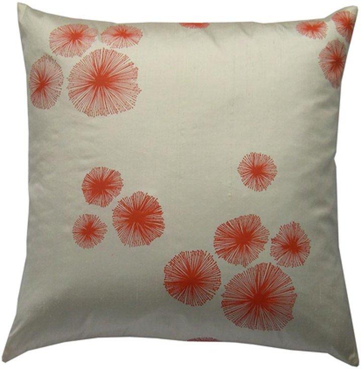 Sharon Spain - Bursts 20 x 20 Pillow