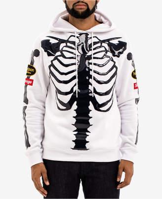 Hudson Nyc Men's Skeleton Hoodie