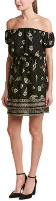 Sadie & Sage Off-The-Shoulder Mini Dress