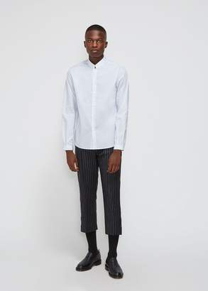 Editions M.R. Saint Honore Officer Collar Shirt