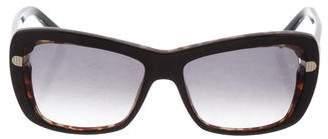 Nina Ricci Gradient Cat-Eye Sunglasses