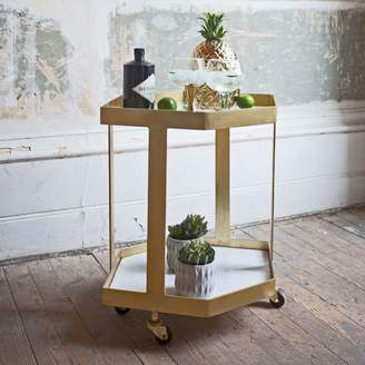 Graham and Green Theadore Drinks Trolley