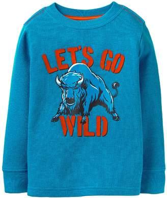 Crazy 8 Crazy8 Toddler Let's Go Wild Thermal