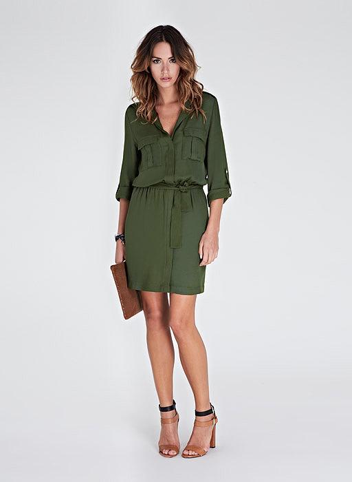Isabella Oliver Cameron Cargo Dress