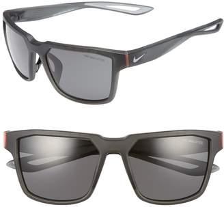 Nike Fleet 55mm Sport Sunglasses