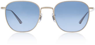 Oliver Peoples THE ROW Board Meeting Round Sunglasses