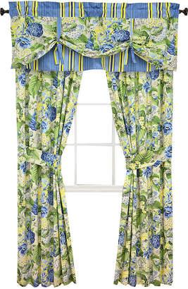 Waverly Floral Florish 2-Pack Curtain Panels