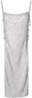 Nina Ricci bib dress