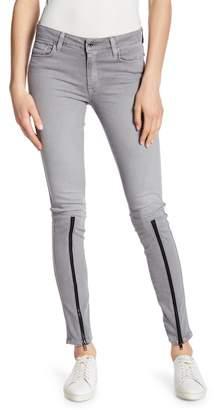 Genetic Los Angeles Shya Zip Hem Skinny Jeans